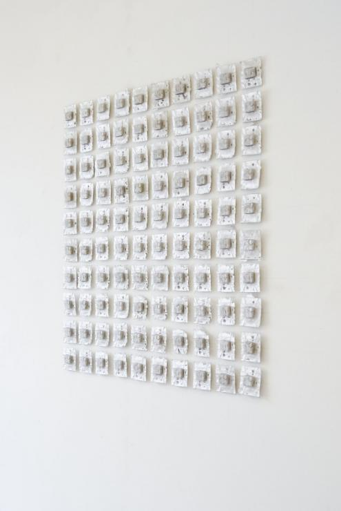 "Jarosław Perszko, ""one and one hundred butterflies"" (2013)"