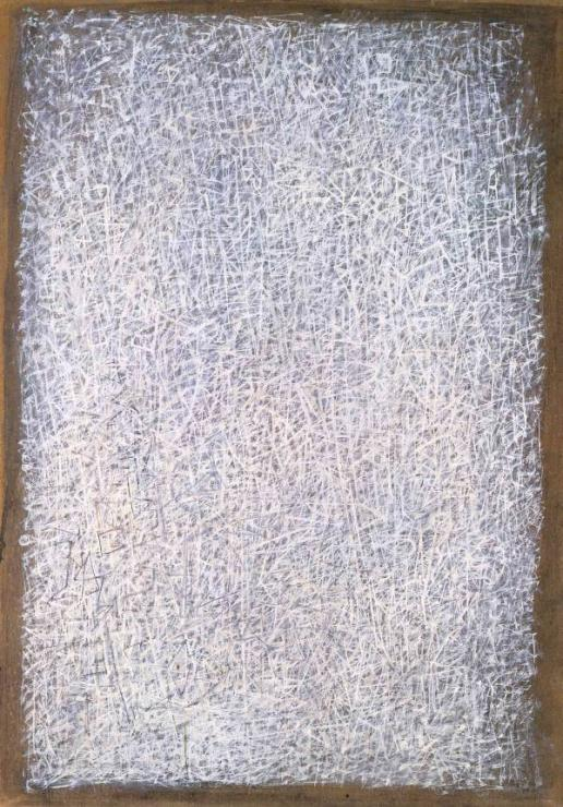 "MARK TOBEY, ""Crystallizations"", 1944"